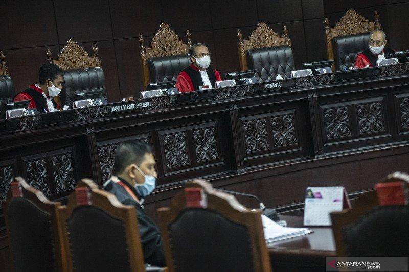 Hakim MK nasihati pemohon pahami karakteristik perppu
