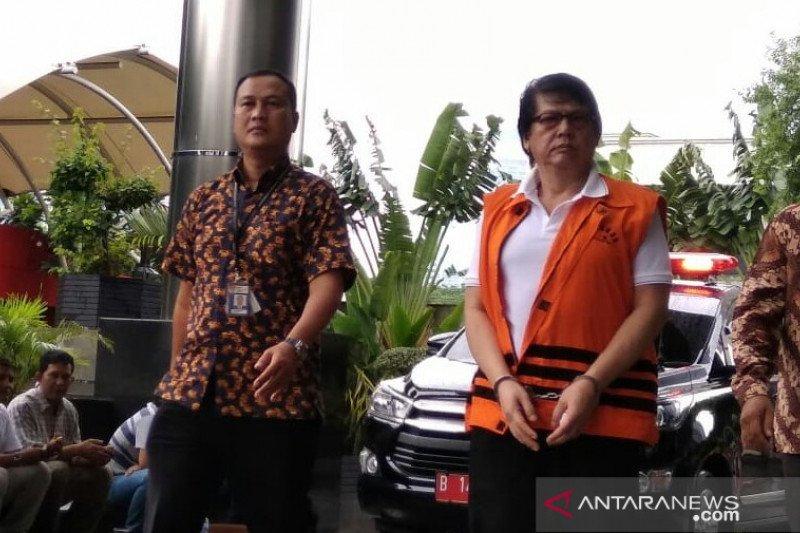 KPK panggil dua saksi penyidikan kasus RTH Pemkot Bandung