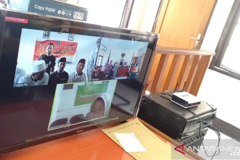 JPU tuntut lima mahasiswa di Cianjur 15 dan 13 tahun penjara