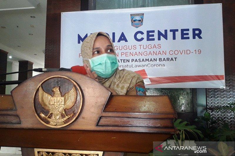 Relawan gugus tugas Sumbar dinyatakan sembuh dari COVID-19