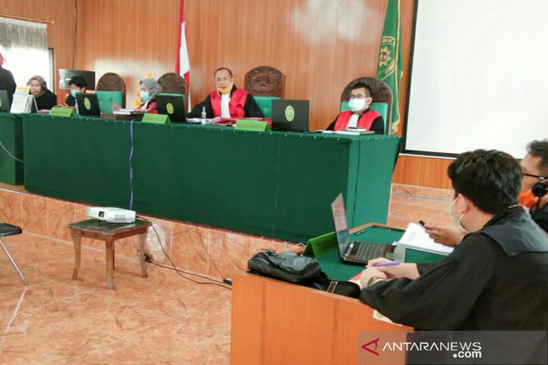 Dua kurir 79 kilogram sabu dituntut hukuman mati