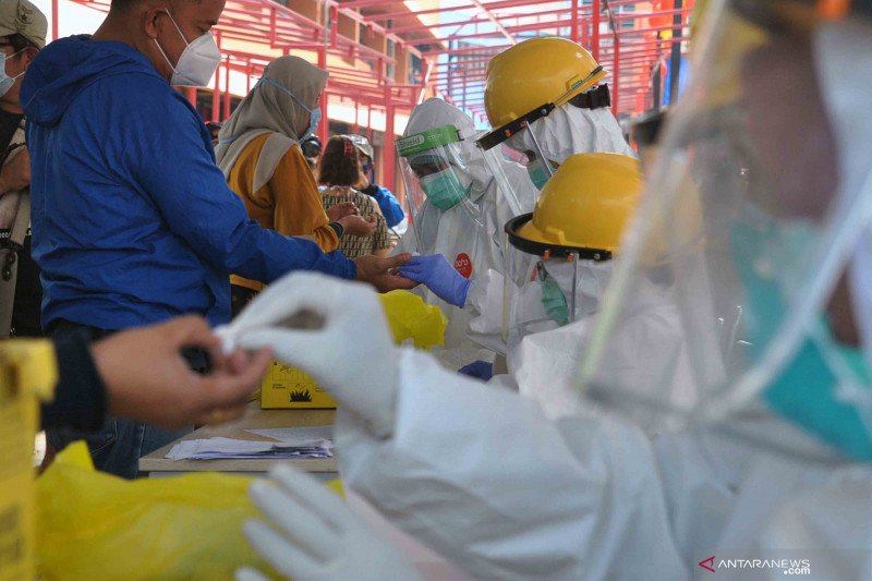GTPP: 27 pegawai puskesmas Kota Bogor positif COVID-19