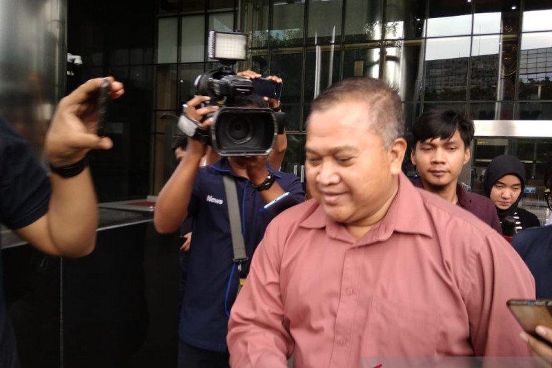 Deddy Handoko, mantan Kalapas Sukamiskin ditahan KPK