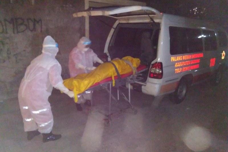 Dua jenazah WNA Ukrania meninggal di Bali negatif COVID-19