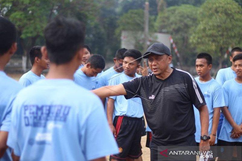 RD: tak ada kaitan masuk Demokrat dengan pilkada Lampung Tengah