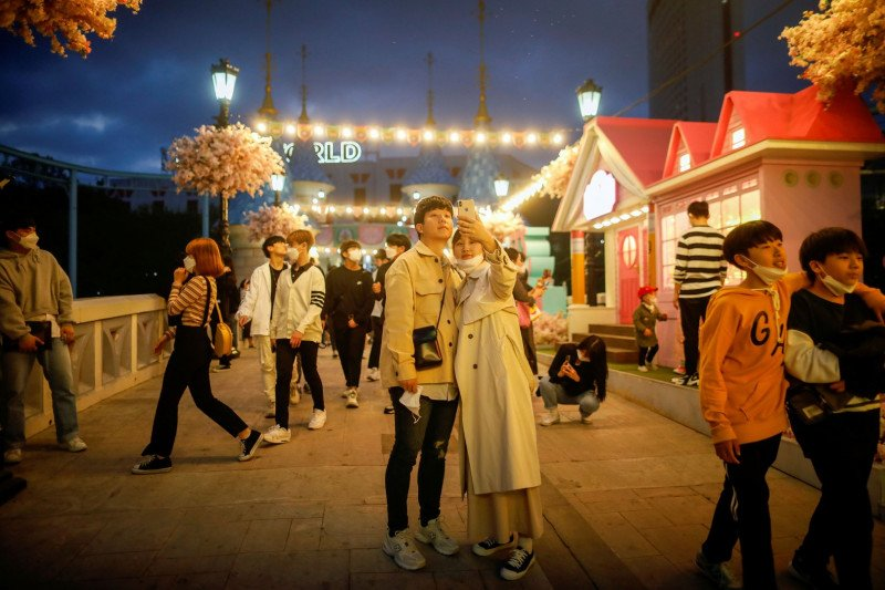 Mulai 6 Mei, Korea Selatan longgarkan lagi aturan