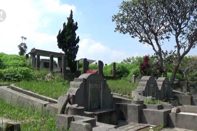 TPU Cikadut ditetapkan sebagai pemakaman khusus COVID-19