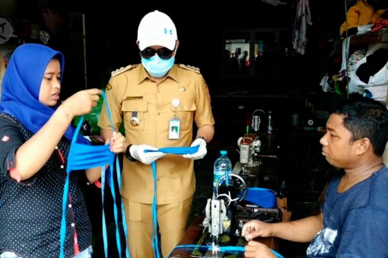 UMKM Kotim buat 15 ribu masker