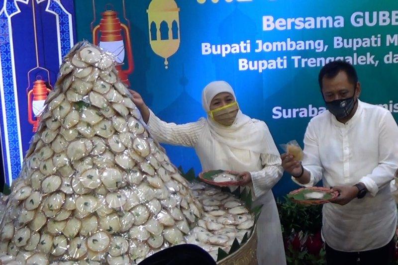 Megengan daring suguhkan 1.441 apem sambut Ramadhan