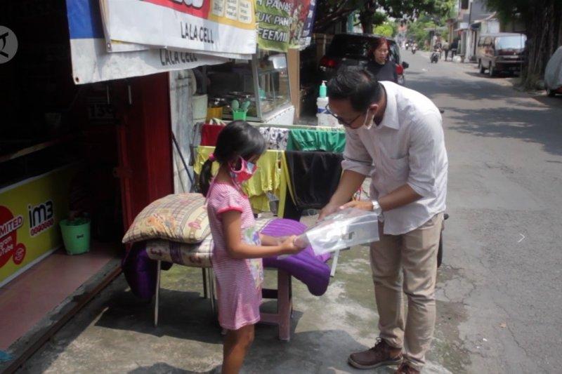 Paket mainan gratis untuk anak terdampak COVID-19