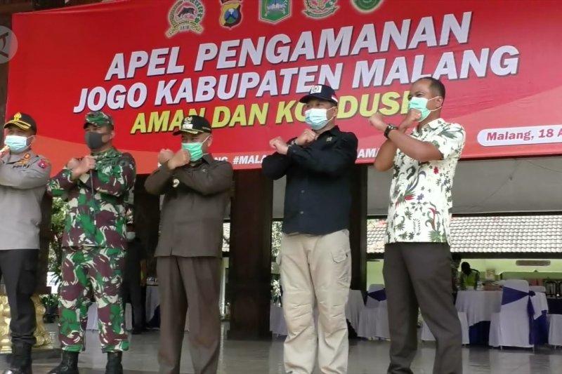 380 Aparat siaga aksi vandalisme di Malang