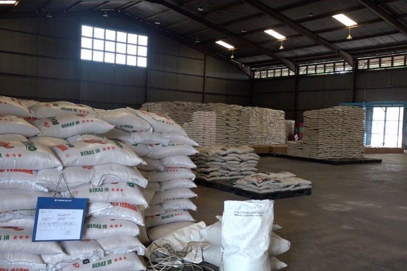 Stok beras dan gula Bulog penuhi kebutuhan di Sumut