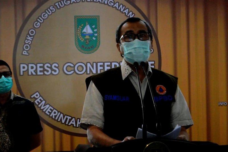 Riau mulai berlakukan status tanggap darurat COVID-19