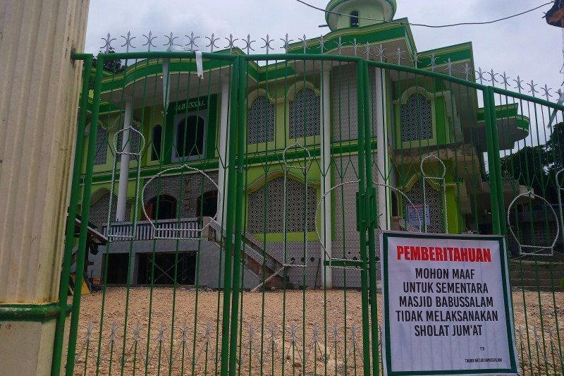 Cek aktivitas saat pandemi, MUI-Polres Manokwari kunjungi masjid