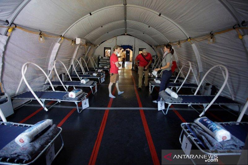 Meksiko catat rekor baru angka kematian harian akibat COVID-19