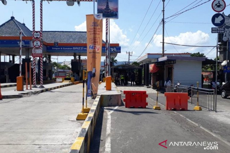 Pelabuhan Gilimanuk Bali ditutup, pengendara bermotor balik arah