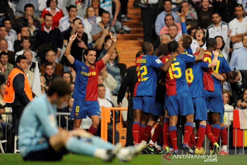 Hari Ini Tahun 2009 Barcelona Lumat Madrid 6 2 Di Santiago Bernabeu Antara News Bengkulu