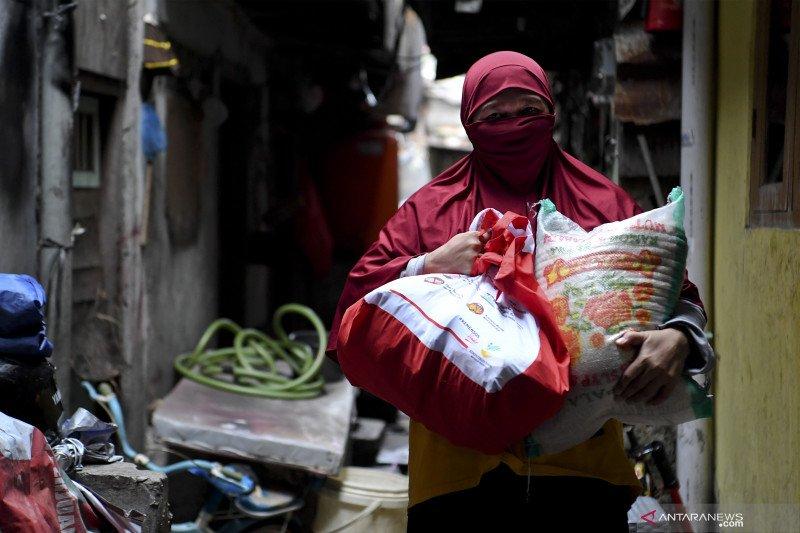 Bansos tahap II di Jakarta dalam fase verifikasi data