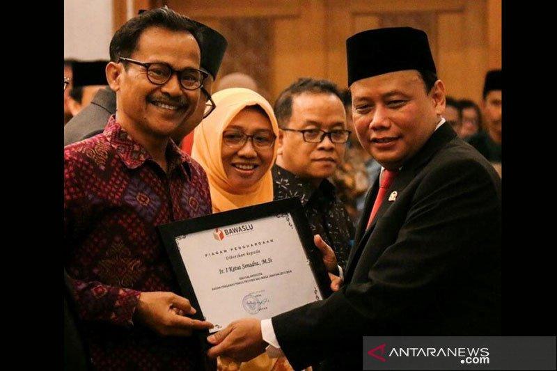 Ketua Bawaslu RI tetapkan Sunadra gantikan Raka Sandi di Bawaslu Bali