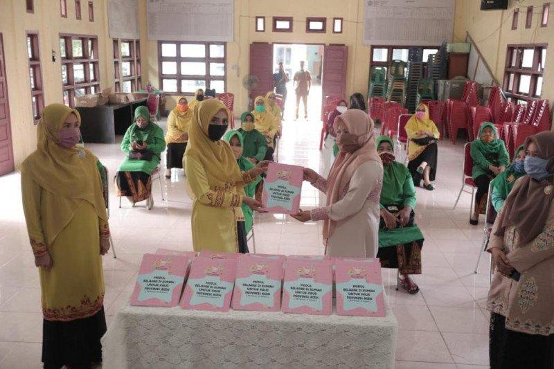 """Cegah COVID-19 di Aceh, Bunda PAUD """"gampong"""" diminta aktif sosialisasi"""