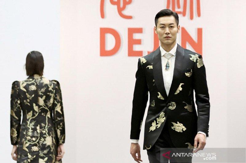 China Fashion Week 2020 digelar tanpa penonton