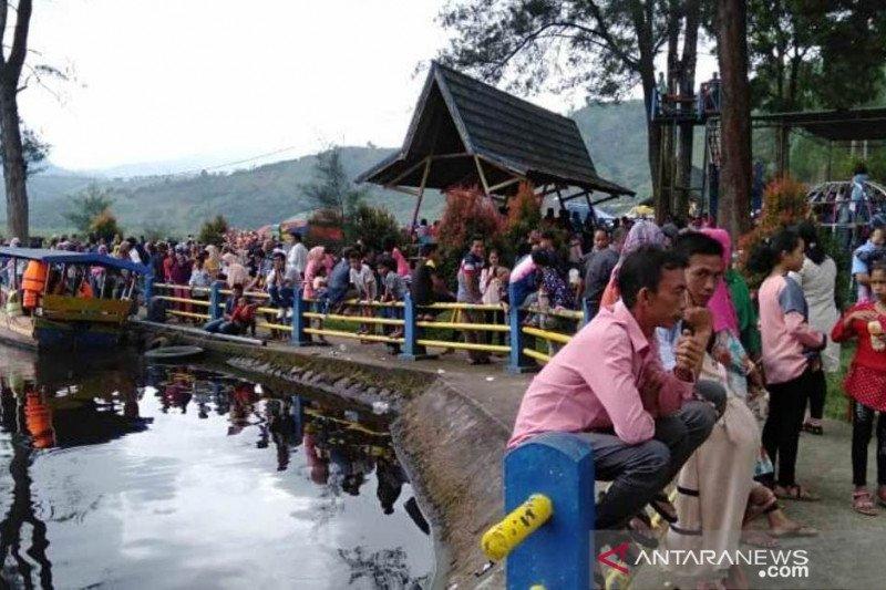 Polres Rejang Lebong awasi lokasi wisata