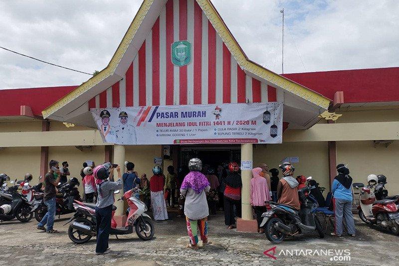 LSM desak penegak hukum selidiki proyek paket lebaran Tanjungpinang