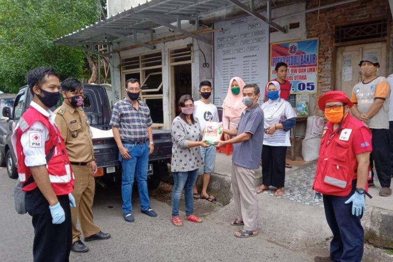 KSBB di Jaksel salurkan 1.995 paket sembako ke 15 kelurahan
