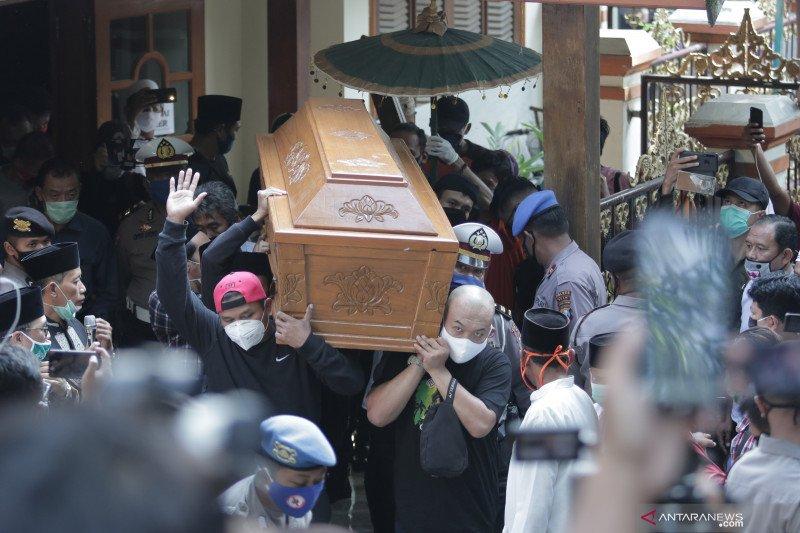Kemarin, Megawati minta diputarkan lagu Didi Kempot hingga KTT GNB