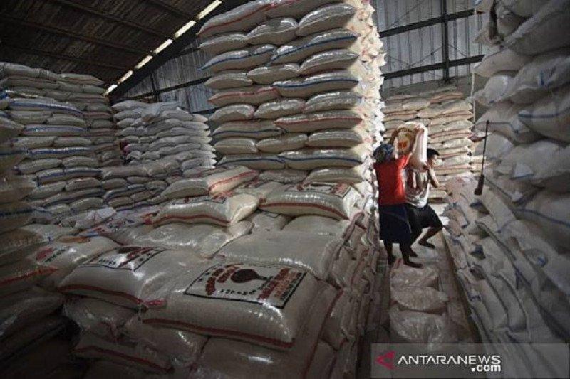 Mentan perkirakan neraca beras hingga Desember masih surplus