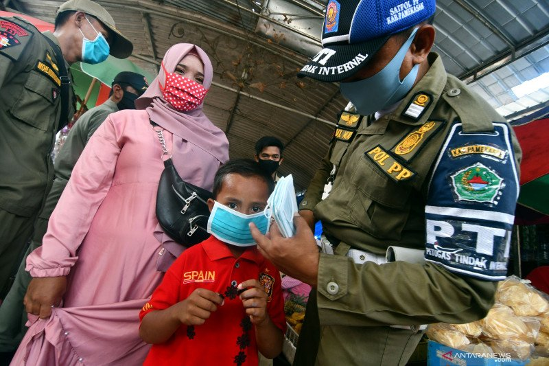 KPPAD Kalbar sosialisasikan pencegahan pandemi COVID-19 pada anak-anak