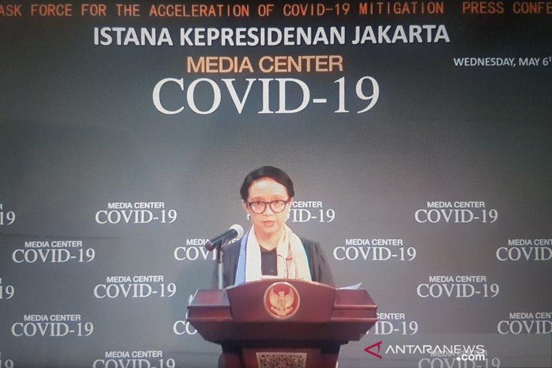 Sebanyak 92 WNA di Indonesia positif COVID-19