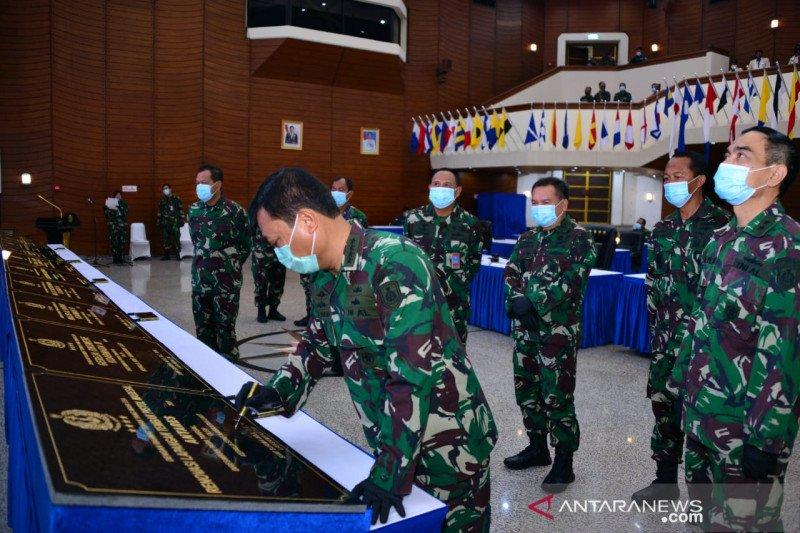KSAL resmikan operasional Lanal Ketapang