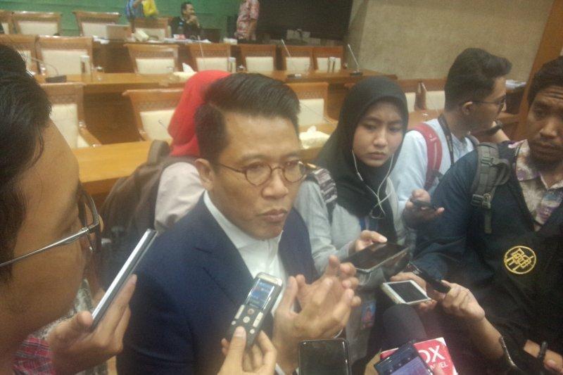 DPR ingatkan pengujian peraturan pemerintah bukan ke MK, tapi MA