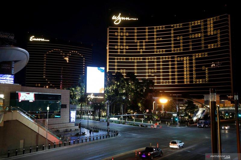 """Rumah judi Las Vegas jadi """"Food Bank"""" COVID-19"""