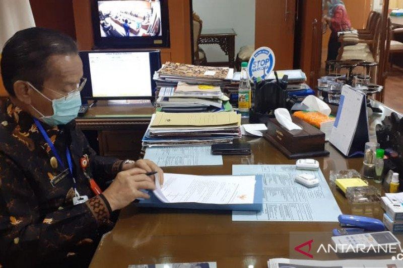 Tangani COVID-19, Gubernur Sulteng setujui usulan PSBB Kabupaten Buol