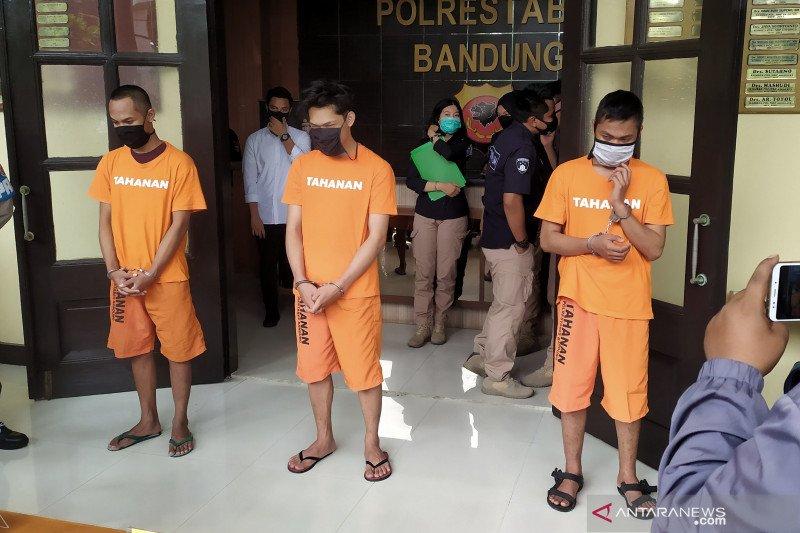 Ditetapkan tersangka, Ferdian Paleka terancam 12 tahun penjara