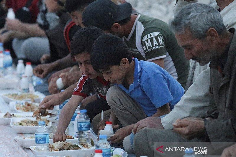 PBB desak lembaga donor internasional untuk bantu warga Suriah