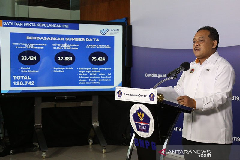BP2MI: Pelarungan jenazah ABK Indonesia momentum perbaikan tata kelola