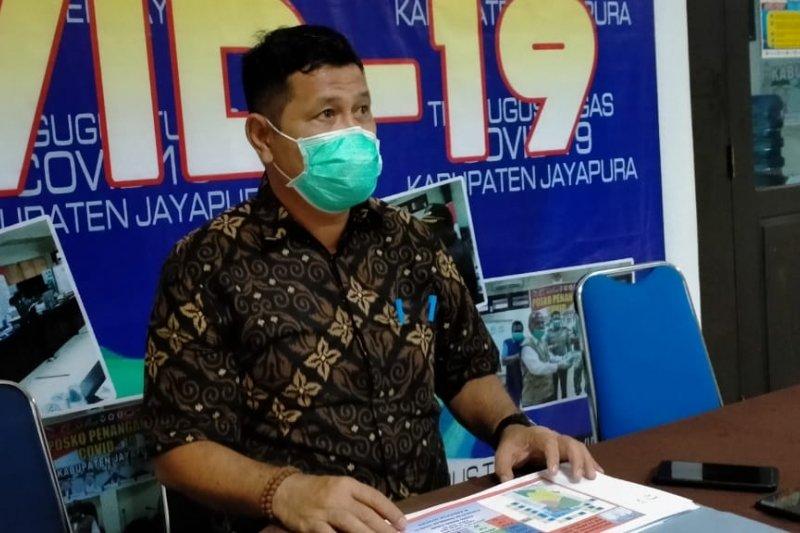Ada empat tambahan,  warga Kabupaten Jayapura positif COVID-19 jadi 44