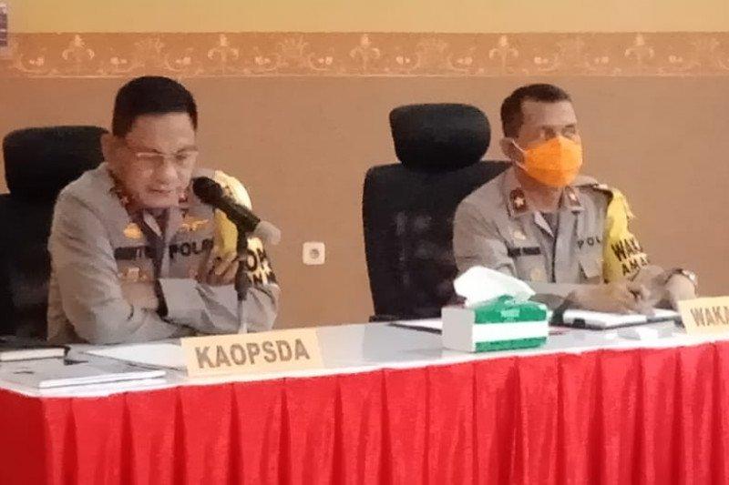 Polda Sulsel evaluasi perpanjangan PSBB Makassar-Gowa