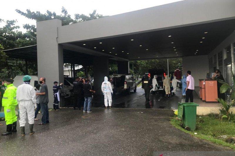 Berstatus reaktif, pasien PDP meninggal di RSUD Bahteramas Kendari