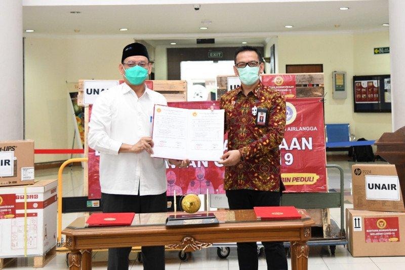 Kepala BIN instruksikan bantu laboratorium universitas tangani COVID-19