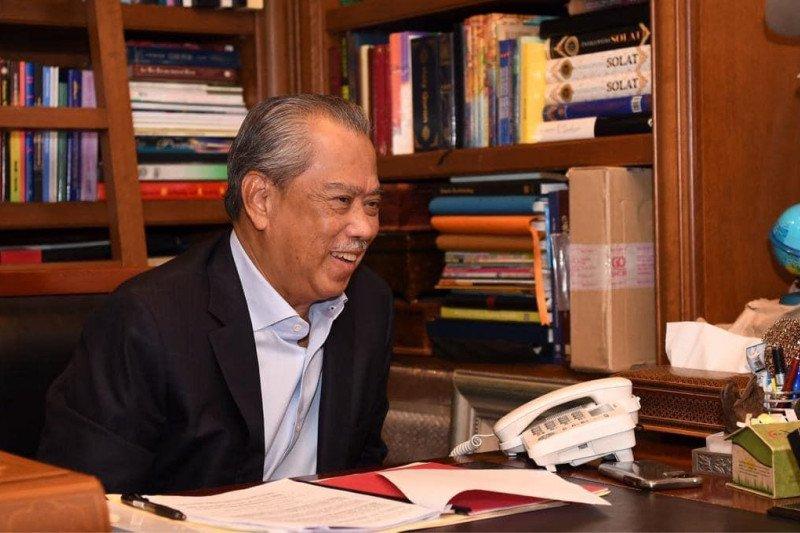 Presiden Trump telepon PM Malaysia