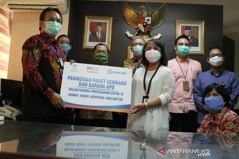 Kemensos Dan Bri Bersinergi Salurkan Bansos Antara News Yogyakarta