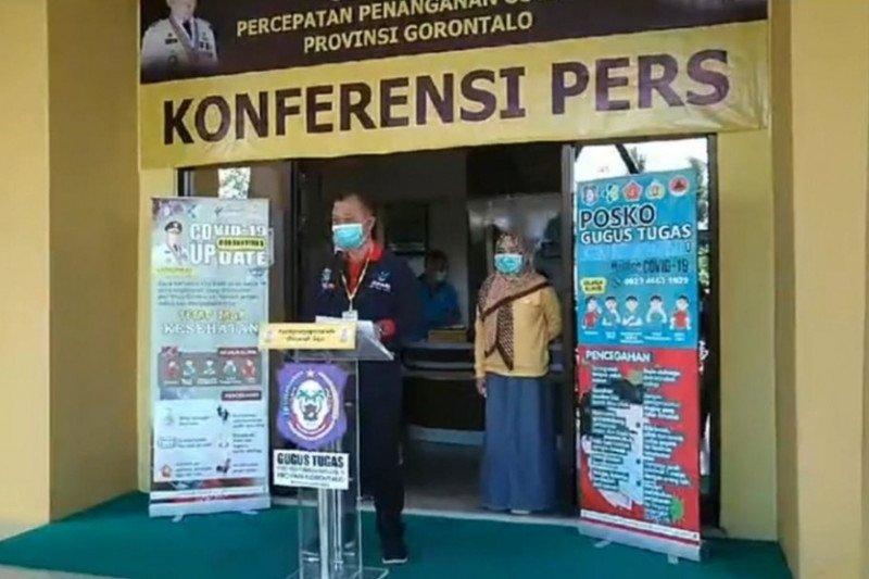 Tiga pasien COVID-19 di Gorontalo dinyatakan sembuh