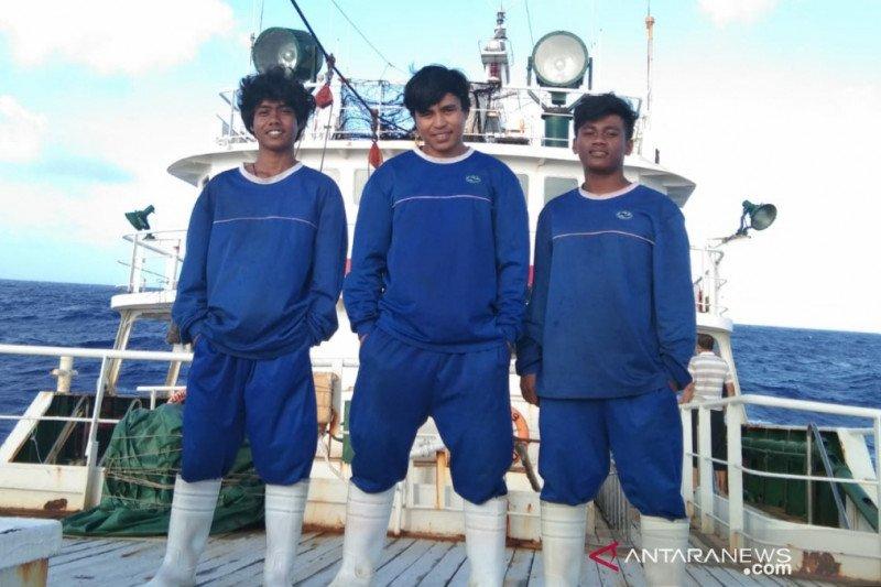 Bareskrim Polri serahkan tahap II tiga tersangka Kapal Long Xing 629
