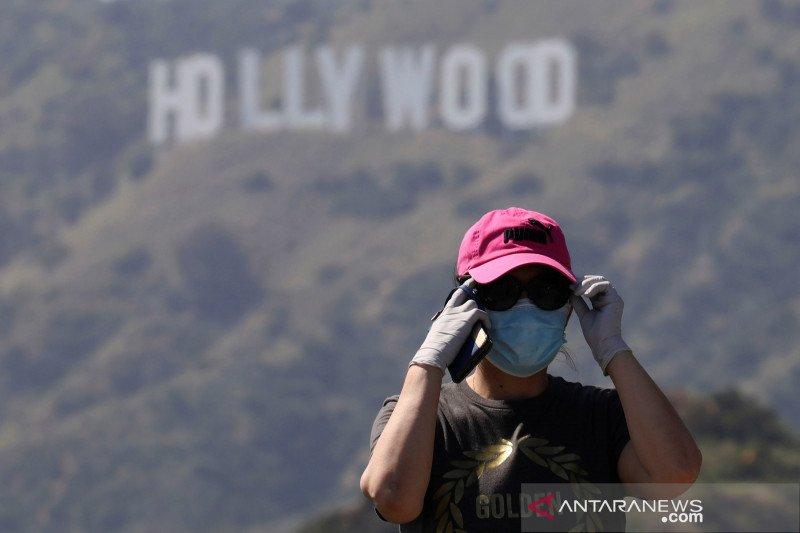 Film Hollywood dapat kembali diproduksi bulan ini