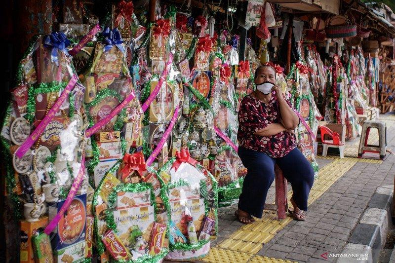 Penjualan parsel terdampak pandemi COVID-19