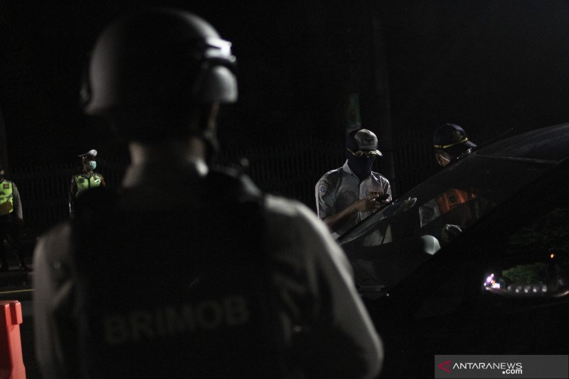Posko PPKM Mikro catat 225 pemudik masuk Yogyakarta sejak 22 April